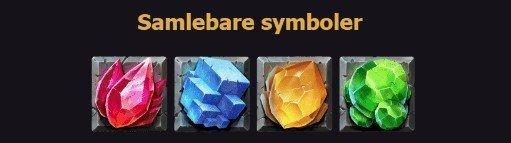 symboler dwarf mine