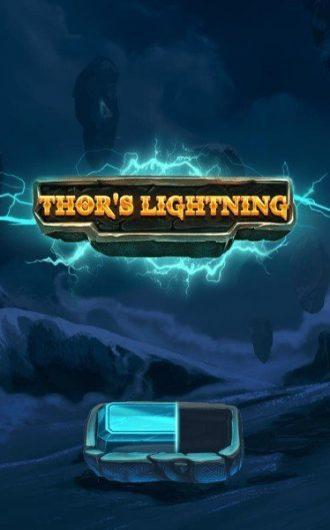 thors lightning spilleautomat