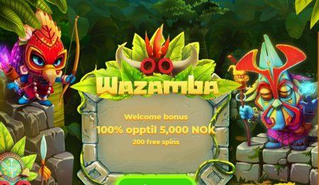 wazamba casino omtale