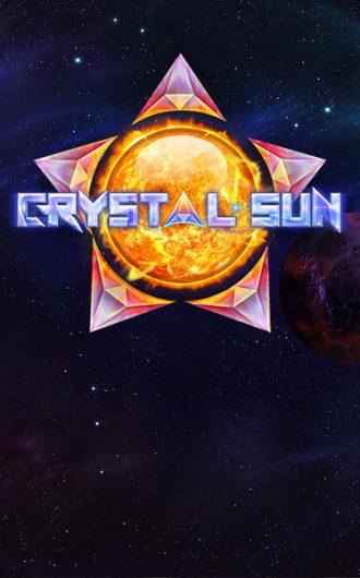 crystal sun er en spilleautomat utviklet av play n go