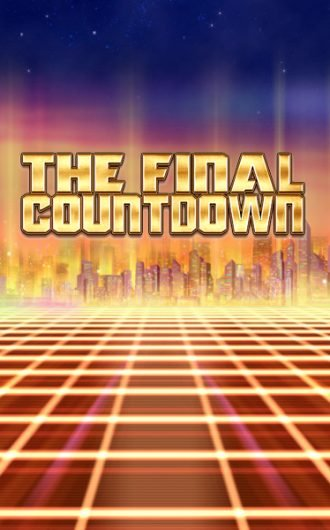 the final countdown spilleautomat