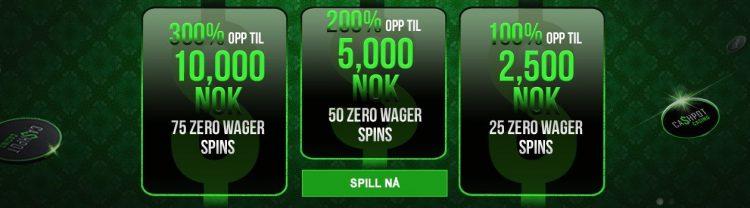 casino bonus cashpot