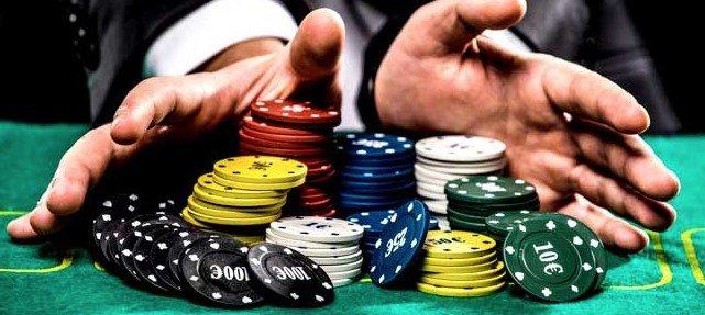 casinosjetonger og chips på casino og nettcasino