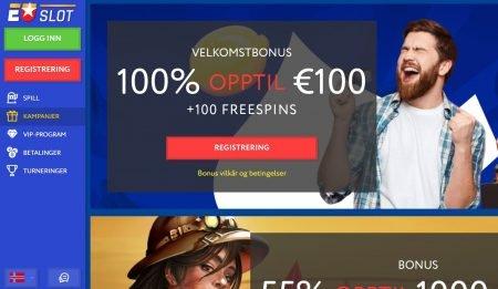 euslot casino kampanjer