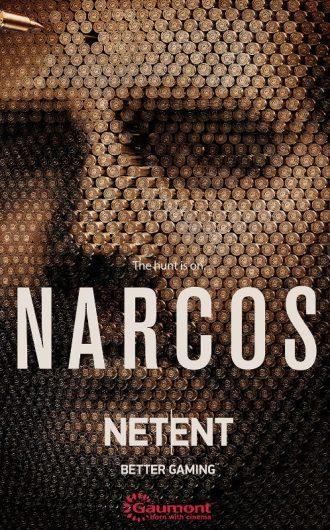 narcos logo netent