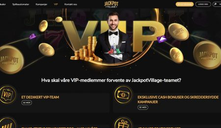 vip program hos jackpotvillage casino