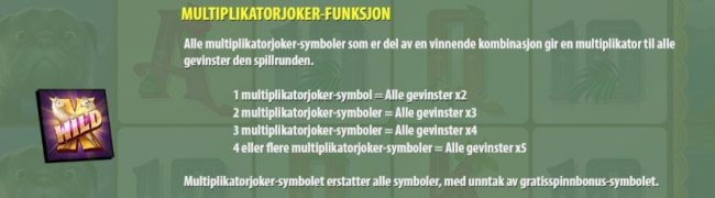 funskjoner tales of dr dolittle slot
