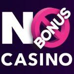 No Bonus Casino casinotopplisten