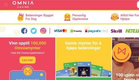omnia casino online