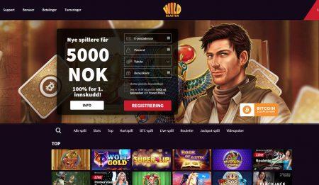 wildblaster casino omtale