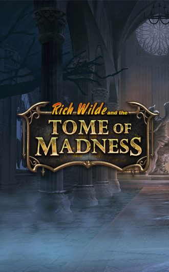 Rich Wilde and the Tome of Madness casinotopplisten