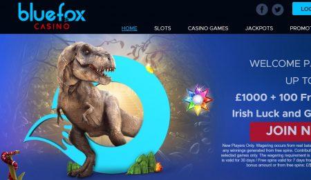 bluefox casino omtale