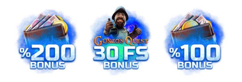 velkomst bonus hos slottica casino