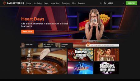 casino winner omtale norskcasino