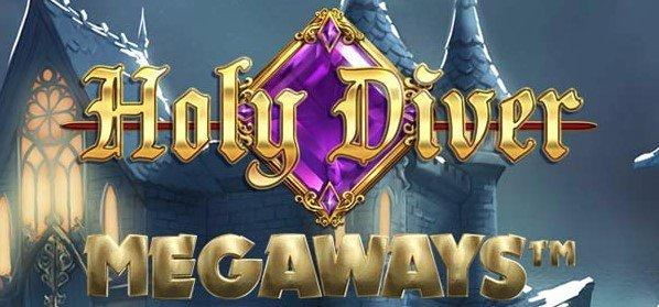 holy diver megaways spilleautomat