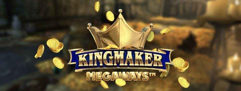 kingmaker megaways spilleautomat