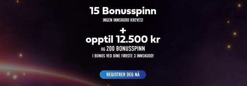 slotnite norge casino bonus