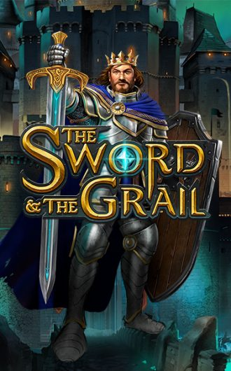 the sword and the grail spilleautomat