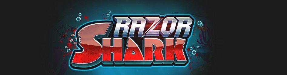 razor shark spilleautomat fra push gaming