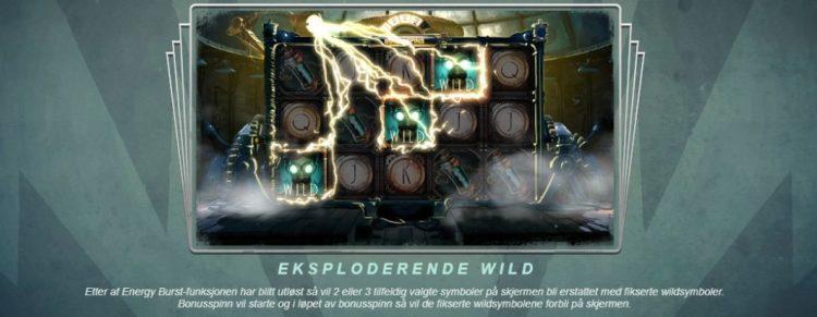 nikola tesla incredible machine spilleautomat funksjon
