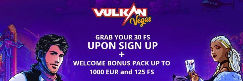 vulkan vegas casino bonus