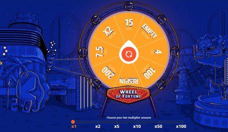 vulkan vegas casino lykkehjul
