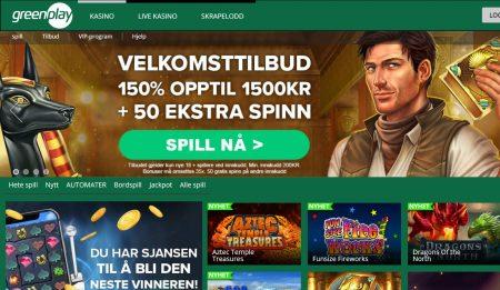 greenplay casino omtale