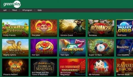 greenplay casino spillutvalg