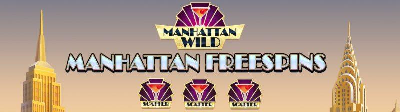 manhattan goes wild spilleautomat