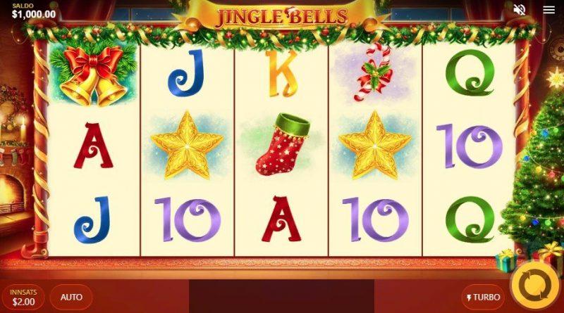 jingle bells spilleautomat