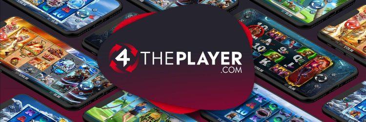 4theplayer spilleautomater og slots