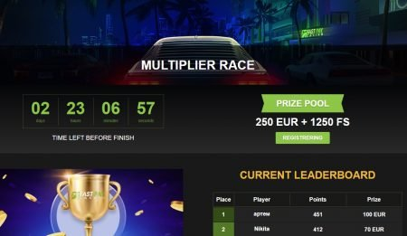 fast pay casino multiplier race