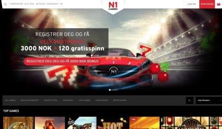 n1 casino omtale