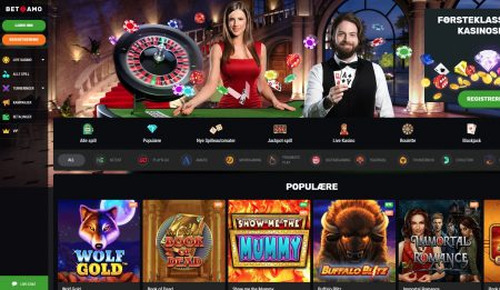 betamo casino omtale
