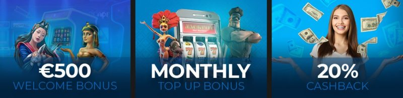 exclusivebet casino bonus