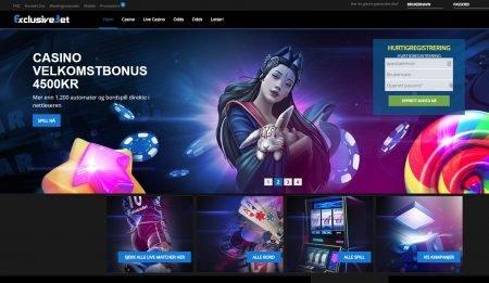 exclusivebet casino omtale