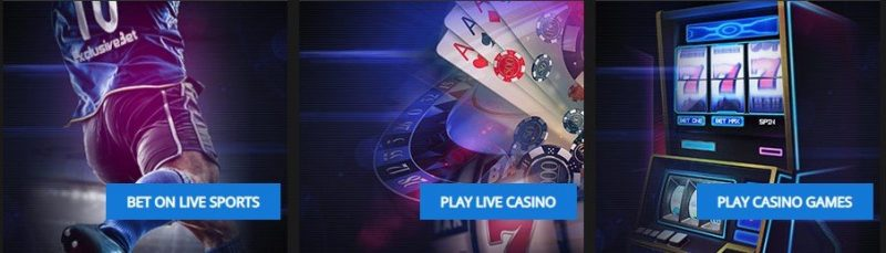 exclusivebet casino spillutvalg