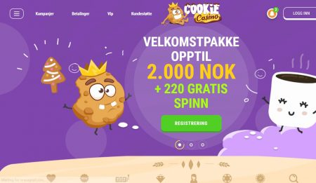 cookie casino omtale