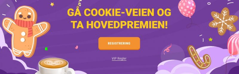 vip program cookie casino