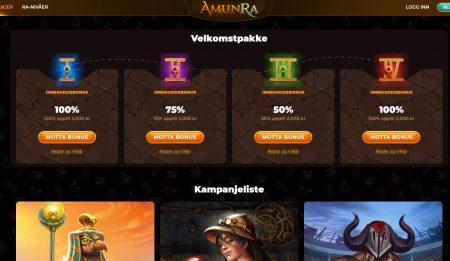 amunra casino omtale 3