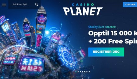 casino planet omtale
