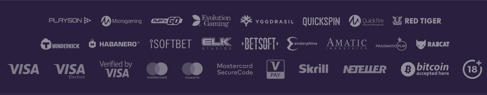 casinoin betalingsmetoder