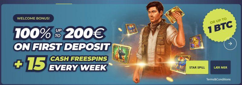 casinoin casino bonus