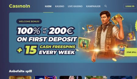 casinoin omtale