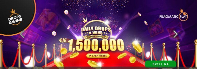 daglige konkurranser hos bootlegger casino