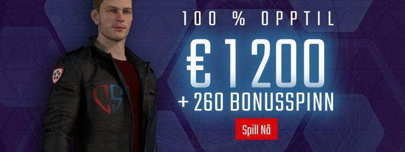 bonus hos captain spins casino