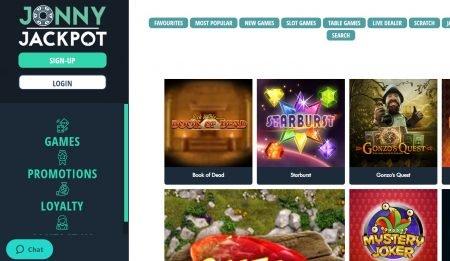 jonny jackpot casino omtale 3