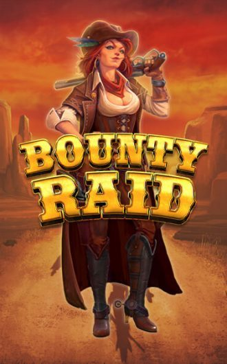 bounty raid spilleautomat fra red tiger gaming
