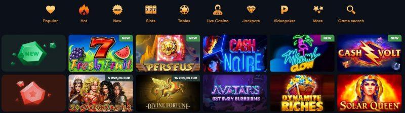 frank casino spill