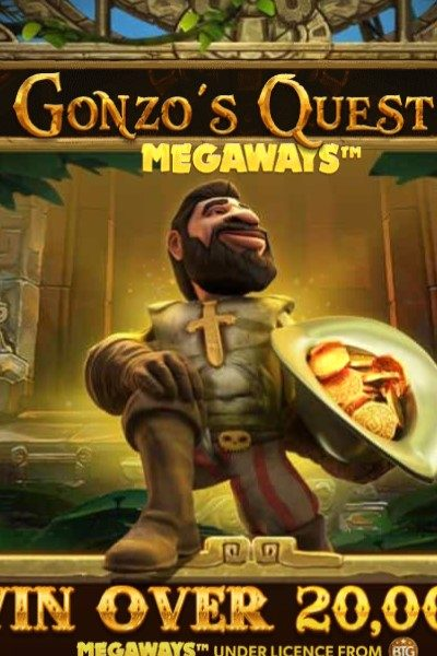 gonzos quest megaways spilleautomat slot